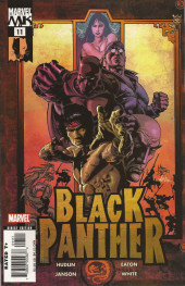 Black Panther Vol.4 (Marvel - 2005) -11- Two the Hard Way Part Two: Indecent Proposal