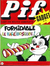 Pif (Gadget) -98- Pif et le détecteur de trésor