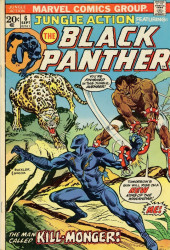 Jungle Action Vol.2 (Marvel - 1972) -6- The Man Called Kill-Monger!