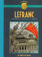Lefranc - La Collection (Hachette) -VII- La chute du reich