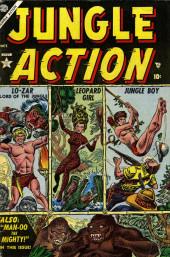 Jungle Action Vol.1 (Atlas - 1954) -1- (sans titre)