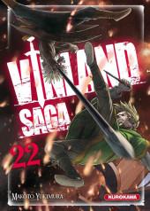 Vinland Saga -22- Tome 22