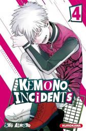 Kemono incidents -4- Tome 4