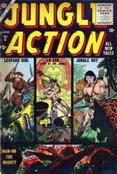 Jungle Action Vol.1 (Atlas - 1954) -5- (sans titre)