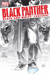Black Panther Vol.3 (Marvel - 1998) -50- Black and White: Prologue