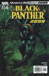 Black Panther 2099 (2004) - Black Panther 2099