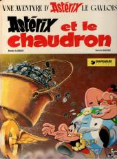 Astérix -13c1975- Astérix et le chaudron