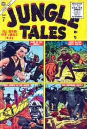 Jungle Tales (Atlas - 1954) -5- (sans titre)