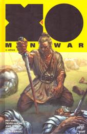 X-O Manowar (2018) -3- Héros