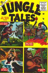 Jungle Tales (Atlas - 1954) -7- (sans titre)