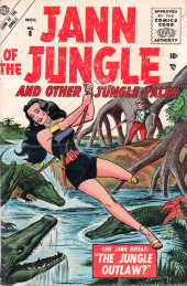 Jann of the Jungle (Atlas - 1955) -8- The Jungle Outlaw