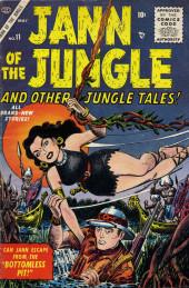 Jann of the Jungle (Atlas - 1955) -11- Bottomless Pit!