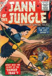 Jann of the Jungle (Atlas - 1955) -12- Danger Trail