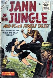 Jann of the Jungle (Atlas - 1955) -13- When the Trap Closed!