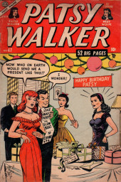 Patsy Walker (Timely/Atlas - 1945) -47- (sans titre)