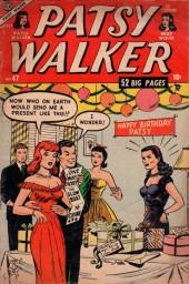 Patsy Walker (Timely/Atlas - 1945) -47- (sans titre)