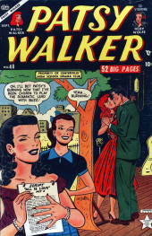 Patsy Walker (Timely/Atlas - 1945) -48- (sans titre)