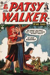 Patsy Walker (Timely/Atlas - 1945) -49- (sans titre)