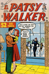 Patsy Walker (Timely/Atlas - 1945) -51- (sans titre)