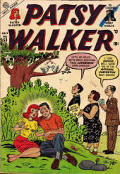 Patsy Walker (Timely/Atlas - 1945) -53- (sans titre)
