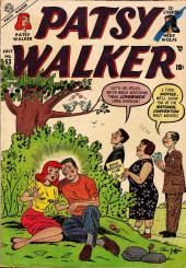 Patsy Walker (Timely/Atlas - 1945) -53- (sans titre)