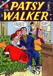 Patsy Walker (Timely/Atlas - 1945) -54- (sans titre)