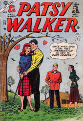 Patsy Walker (Timely/Atlas - 1945) -55- (sans titre)