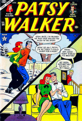 Patsy Walker (Timely/Atlas - 1945) -56- (sans titre)