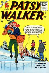 Patsy Walker (Timely/Atlas - 1945) -58- (sans titre)
