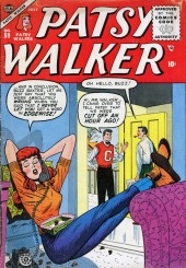 Patsy Walker (Timely/Atlas - 1945) -59- (sans titre)