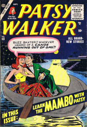 Patsy Walker (Timely/Atlas - 1945) -60- Learn the Mambo with Patsy