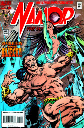 Namor, The Sub-Mariner (Marvel - 1990) -62- Resolution And Anarchy!