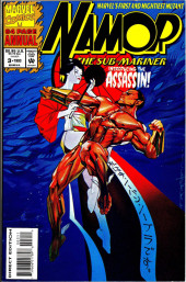 Namor, The Sub-Mariner (Marvel - 1990) -AN03- Introducing The Assassin!
