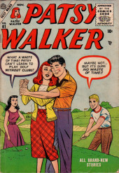 Patsy Walker (Timely/Atlas - 1945) -61- (sans titre)