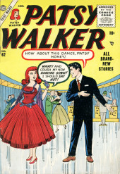 Patsy Walker (Timely/Atlas - 1945) -62- (sans titre)