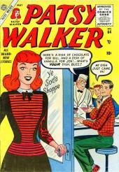 Patsy Walker (Timely/Atlas - 1945) -64- (sans titre)