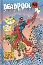 Deadpool - La collection qui tue (Hachette) -167- Bonnes évolutions