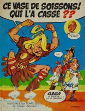Histoires du temps jadis en bandes dessinées -2- Ce vase de Soissons ! Qui l'a cassé ??
