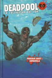 Deadpool - La collection qui tue (Hachette) -1737- Prochain arrêt: Zombieville