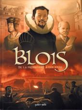 Blois - De la préhistoire à nos jours