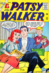 Patsy Walker (Timely/Atlas - 1945) -69- (sans titre)