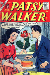 Patsy Walker (Timely/Atlas - 1945) -71- (sans titre)