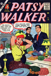 Patsy Walker (Timely/Atlas - 1945) -72- (sans titre)