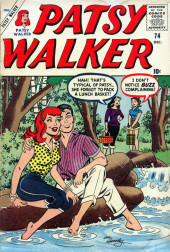 Patsy Walker (Timely/Atlas - 1945) -74- (sans titre)