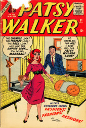 Patsy Walker (Timely/Atlas - 1945) -81- (sans titre)