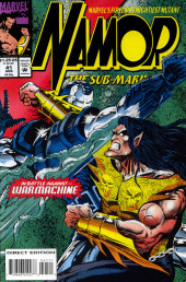 Namor, The Sub-Mariner (Marvel - 1990) -41- In Battle Against - - War Machine