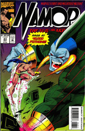 Namor, The Sub-Mariner (Marvel - 1990) -43- Rage at 40,000 Fathoms!