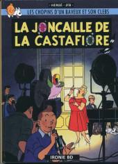 Tintin (en langues régionales) -21Argot- La Joncaille de la Castafiore