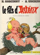 Astérix -27a1985- Le fils d'Astérix