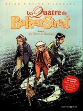 Les quatre de Baker Street -8Extrait- Les maîtres de limehouse